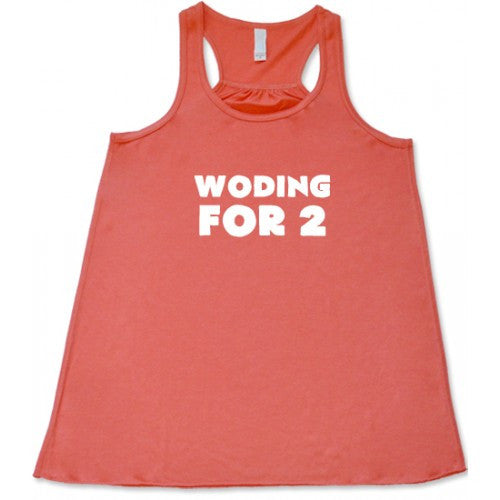 Woding For 2 Shirt