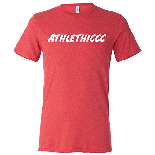 Athlethiccc Shirt Mens