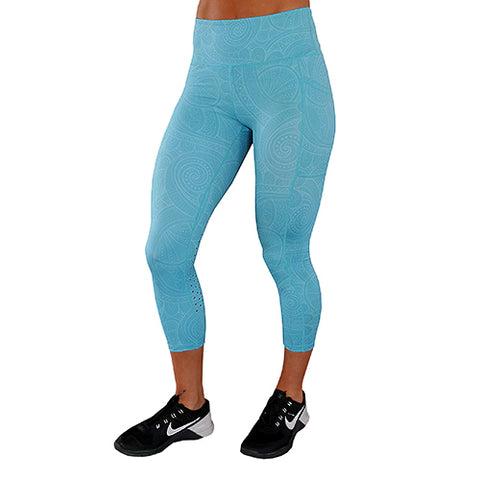 Dressed To Kill Capri Leggings