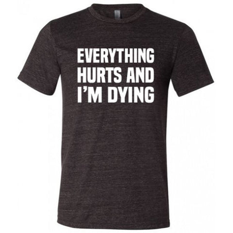 Does Running Out Of Fucks Count As Cardio Shirt Mens