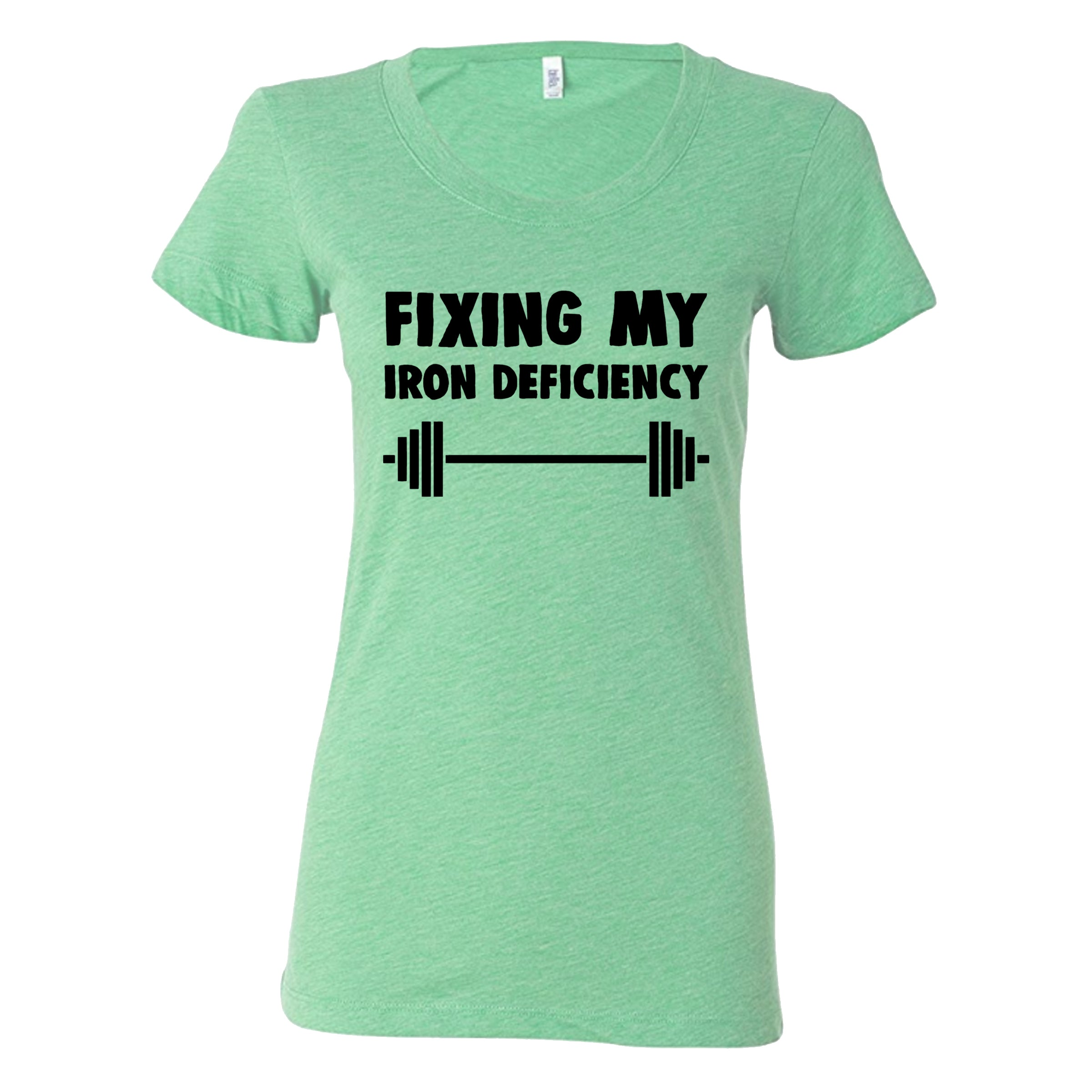 Fixing My Iron Deficiency Shirt