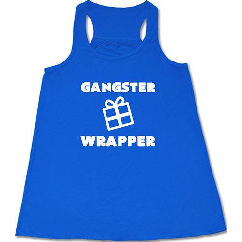 Gangster Wrapper Shirt