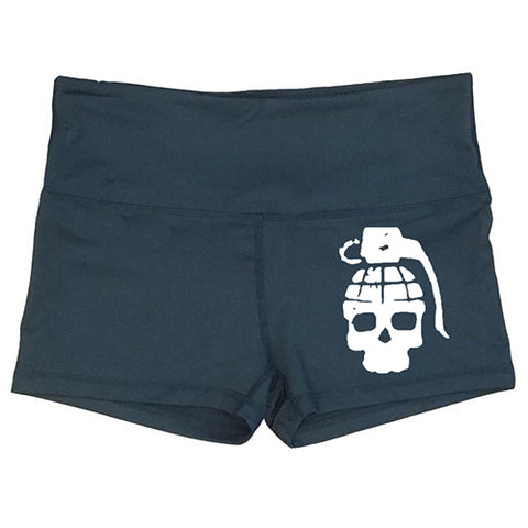 Gun Shorts - Black