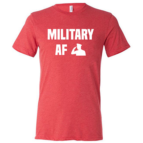 Military AF Shirt Mens
