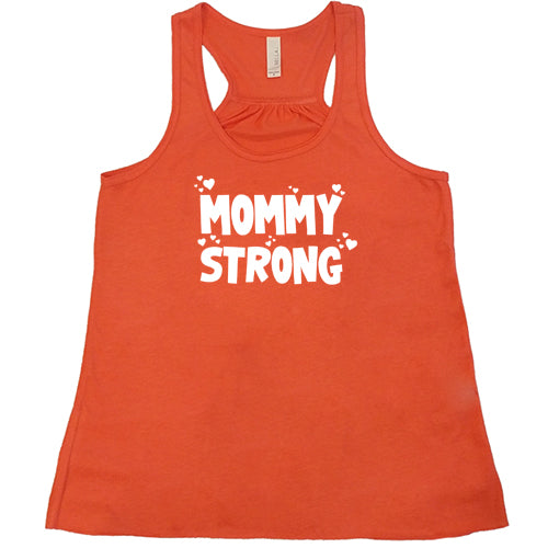 Mommy Strong Shirt