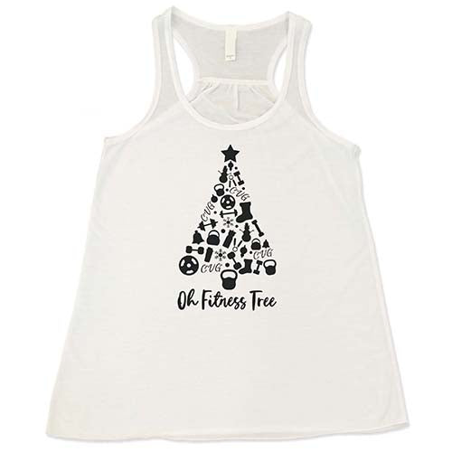 Oh Fitness Tree Shirt