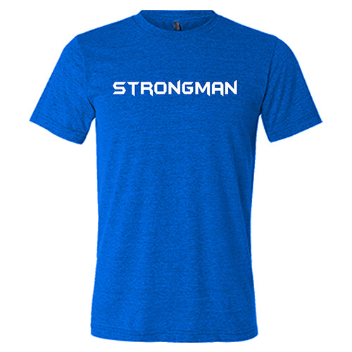 Strongman Shirt Mens