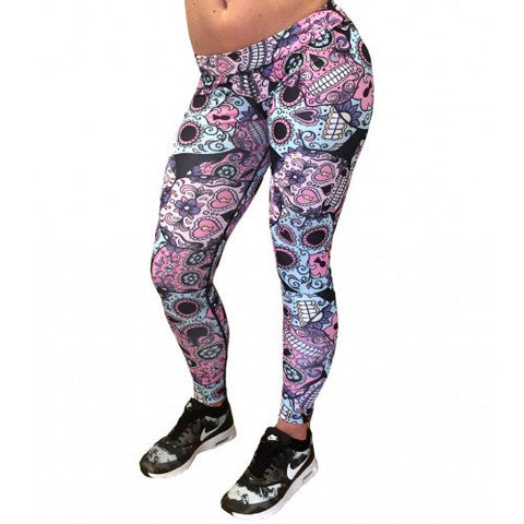 Rap Legends Capri Leggings