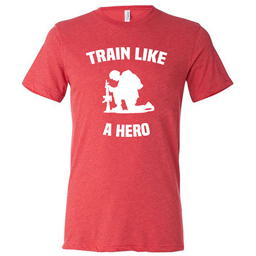 Train Like A Hero Mens