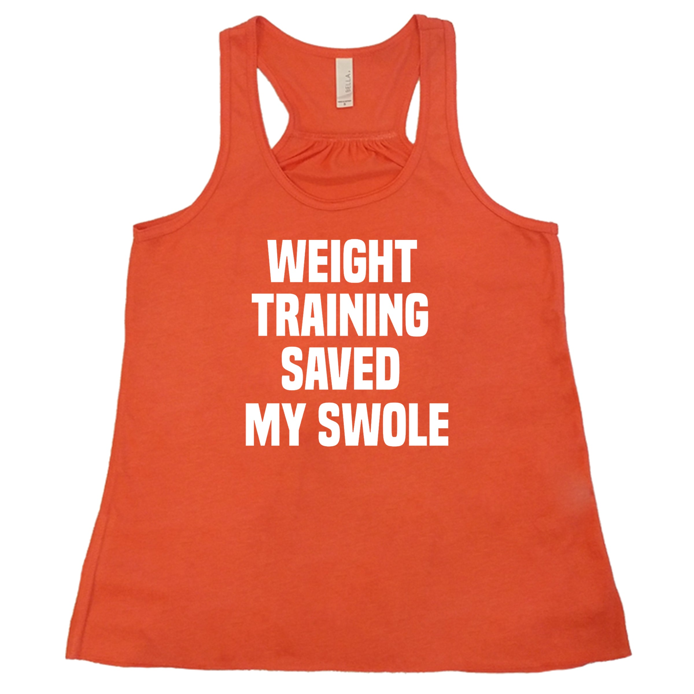 Weight Training Saved My Swole Shirt
