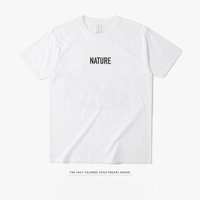 Unisex Nature Print Summer T-Shirts