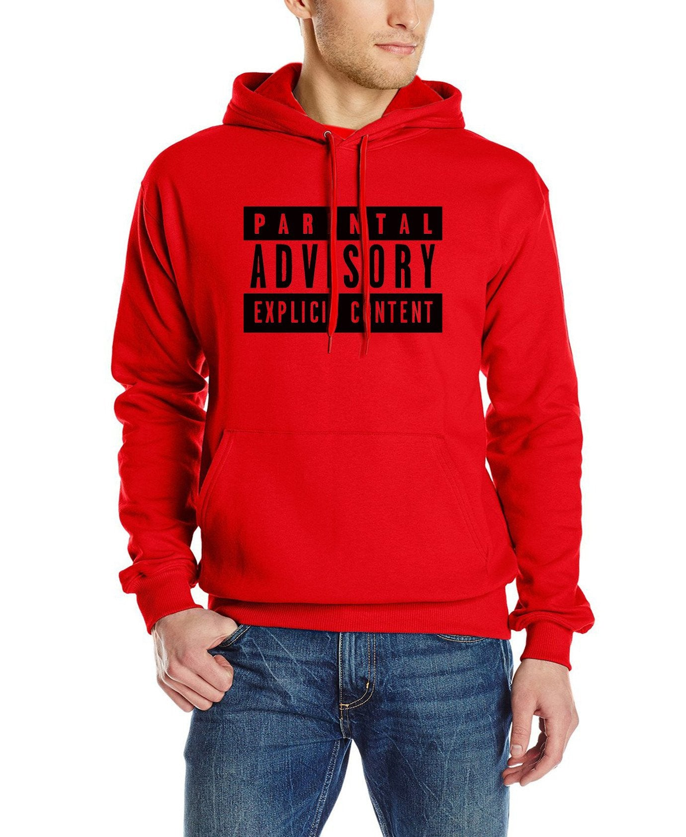 Unisex Hip Hop Long Sleeve Sweatshirt