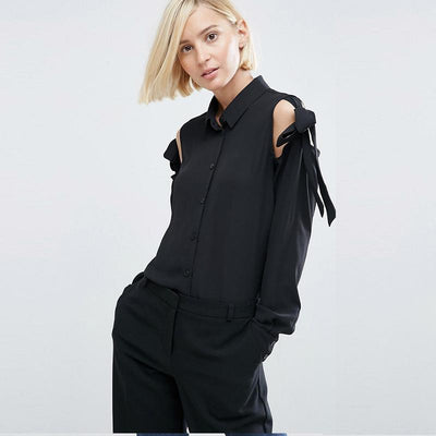 Women's Evonne Long Sleeve Top