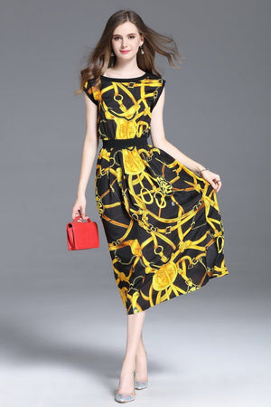 Aurelie Daffodil Dress For Women