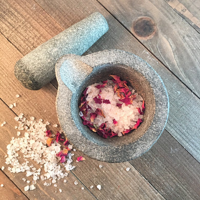 France Luxury Spa Bath Salts - Little Tree Hugger Soap