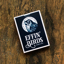 Effin Birds Playing Cards