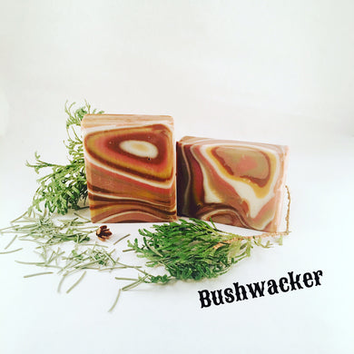 Bushwacker Soap Bar - Little Tree Hugger Soap