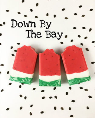 Down By The Bay  Soap Bar