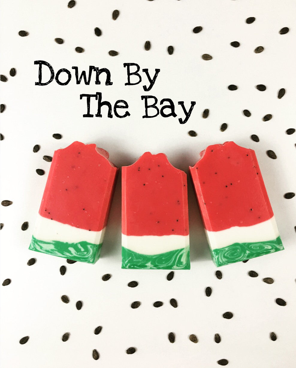 Down By The Bay  Soap Bar - Little Tree Hugger Soap