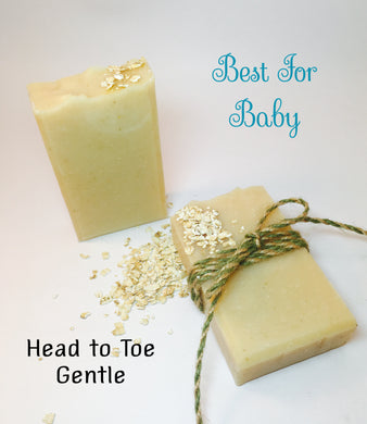 Best For Baby Soap Bar - Little Tree Hugger Soap