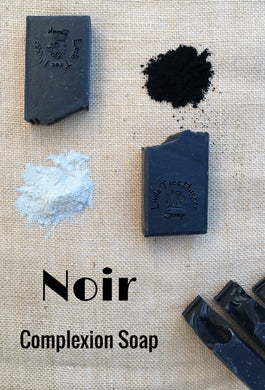 Noir Soap Bar - Little Tree Hugger Soap