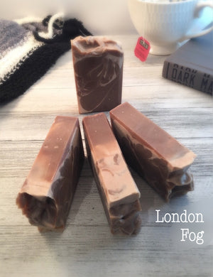 London Fog Soap Bar - Little Tree Hugger Soap