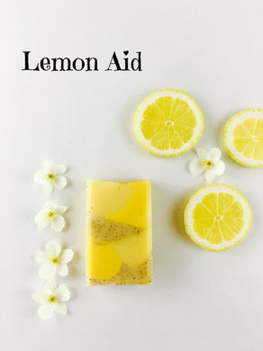 Lemon Aid - Little Tree Hugger Soap