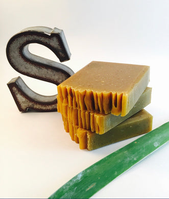 LTHS SHAMPOO BAR for normal hair - Little Tree Hugger Soap