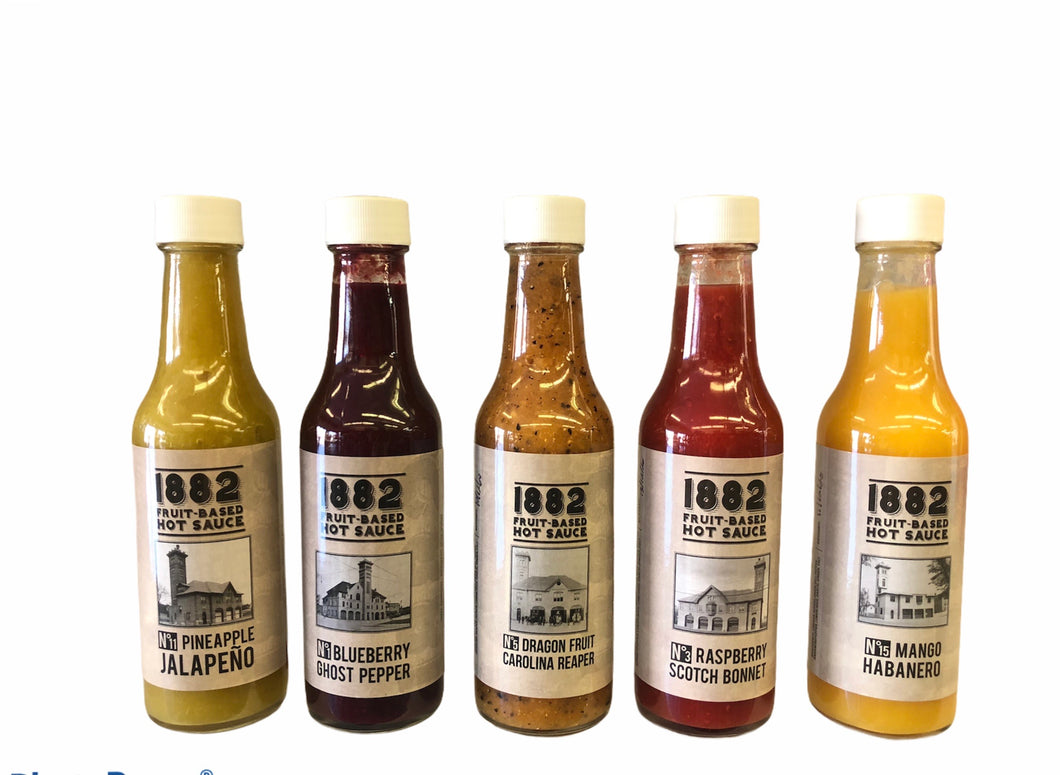 1882 Fruit Based Hot Sauce
