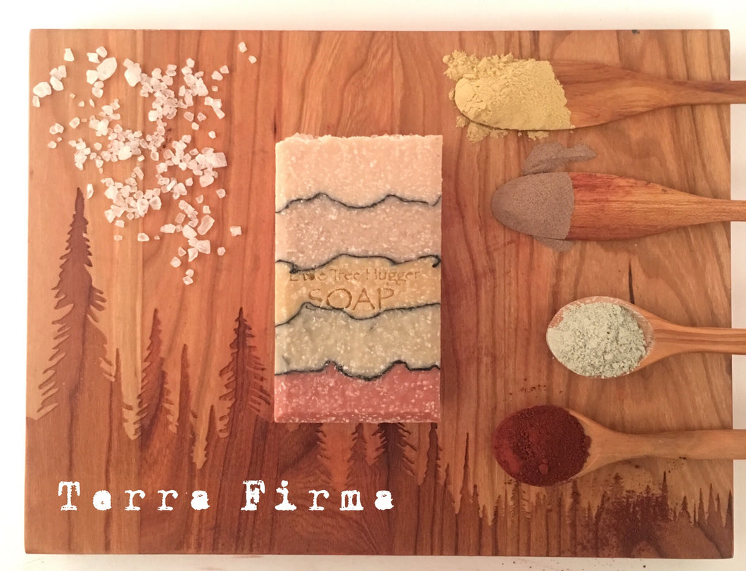 Terra Firma Soap Bar - Little Tree Hugger Soap