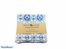 CD Reusable Facial Wipes