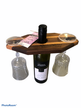 Bottle & Glass  Caddy