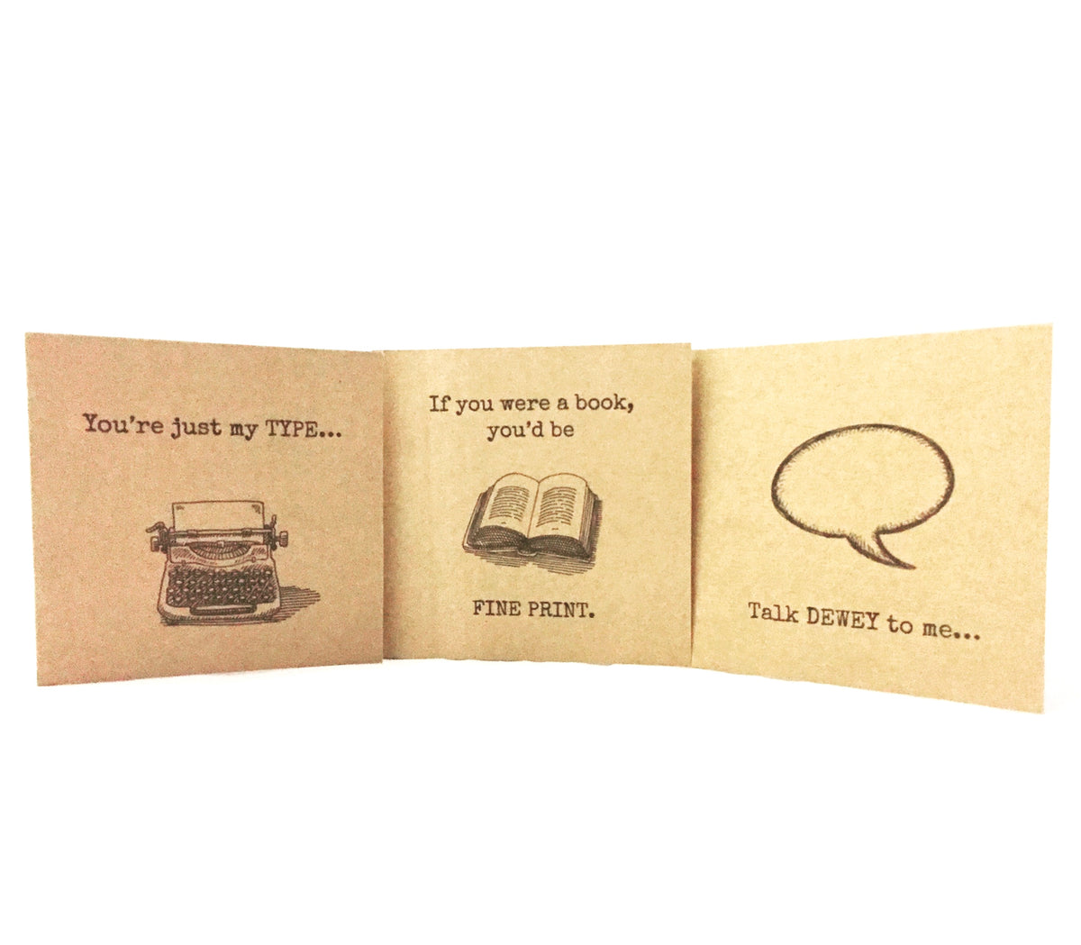 Booklover Cards