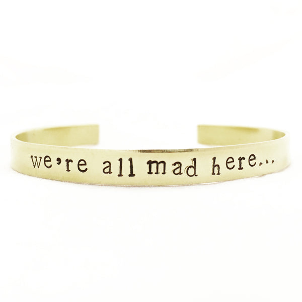 Alice in Wonderland Bracelets