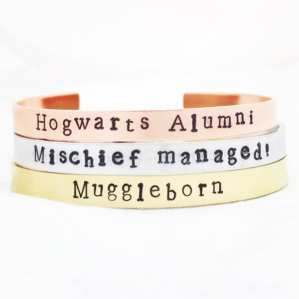 Harry Potter Bracelets
