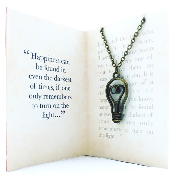 Harry Potter Necklace - Happiness