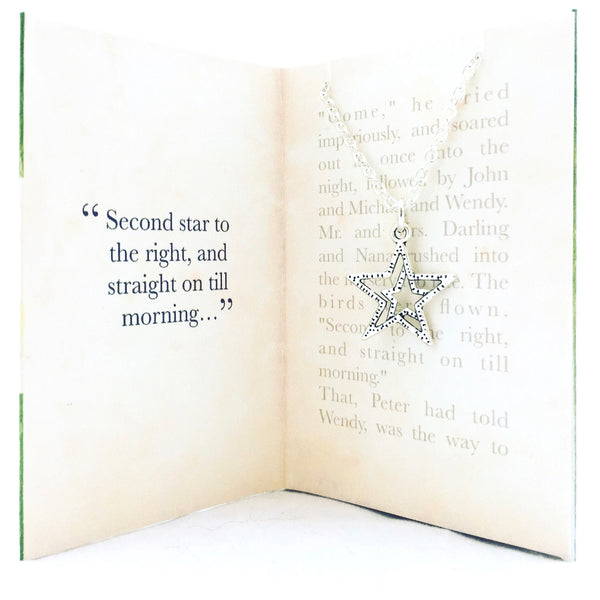 Peter Pan Necklace - Second Star