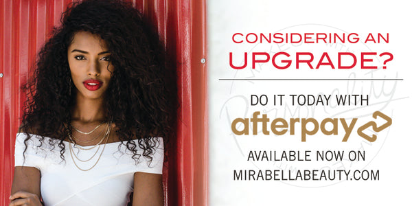 Mirabella Beauty Partners with Afterpay