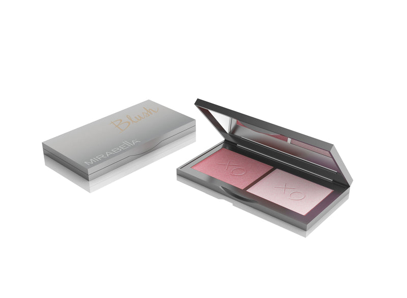 Blush Duo - Mirabella Beauty