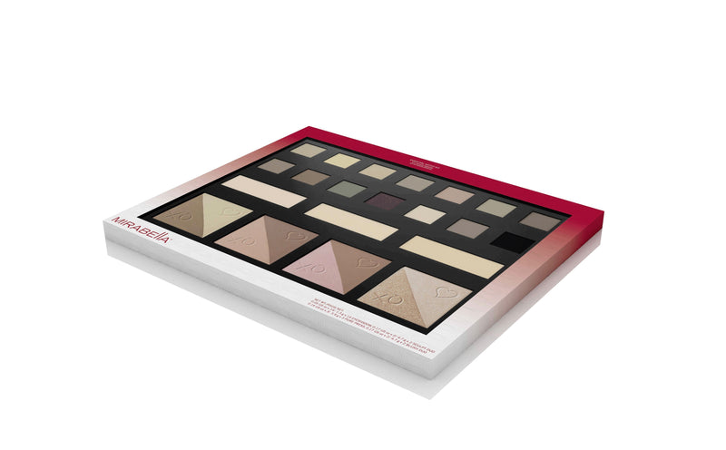 Essential Artists Makeup Palette - Mirabella Beauty
