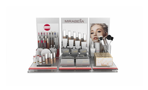 Limited Line Display with Testers - Mirabella Beauty
