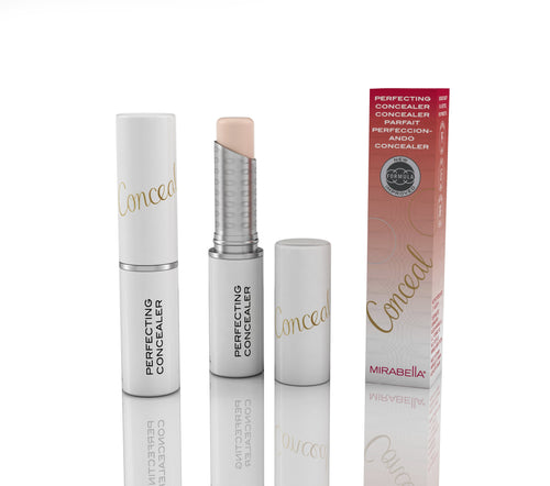New and Improved Perfecting Concealer - Mirabella Beauty