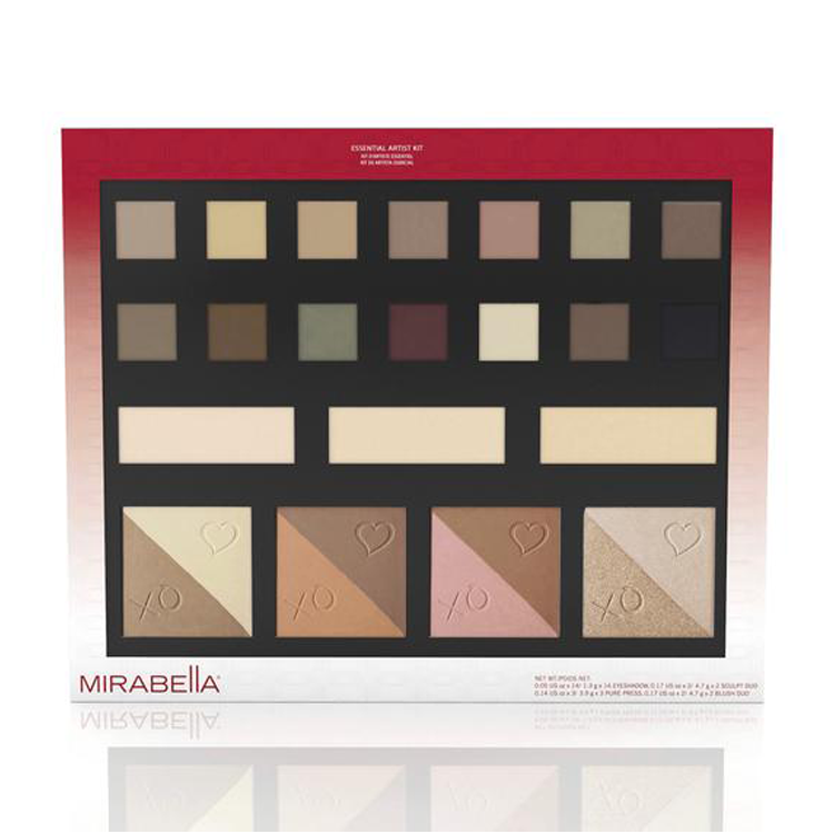 Essential Artists Makeup Palette