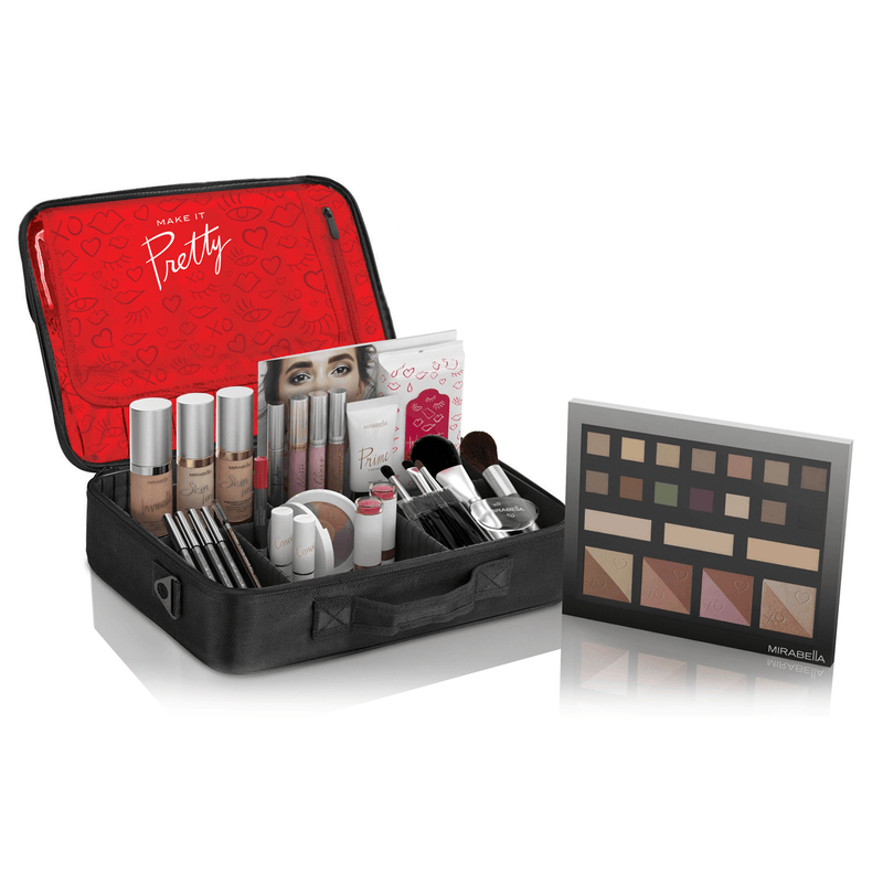 Travel Kit for Professional Makeup Artists