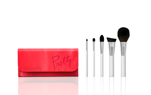 Pro Essentials Professional Makeup Brush Set