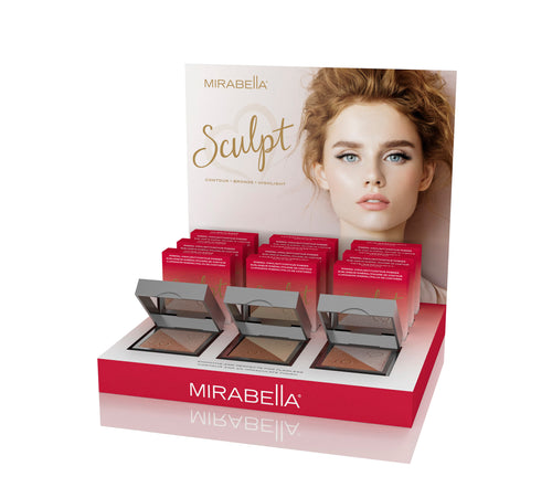 Sculpt Display - Mirabella Beauty