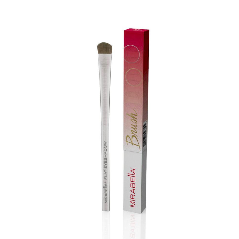 Flat Eyeshadow Professional Makeup Brush - Mirabella Beauty