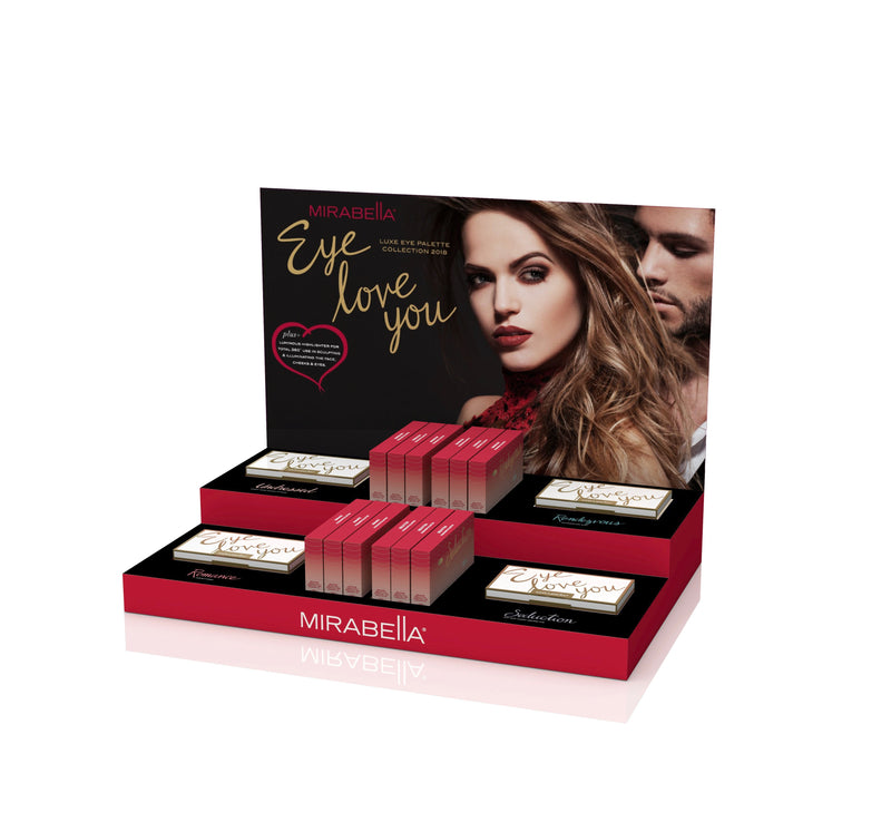 Eye Love You Intro Kit (with Acrylic) - Mirabella Beauty