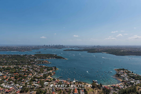Sydney Helicopter Photography