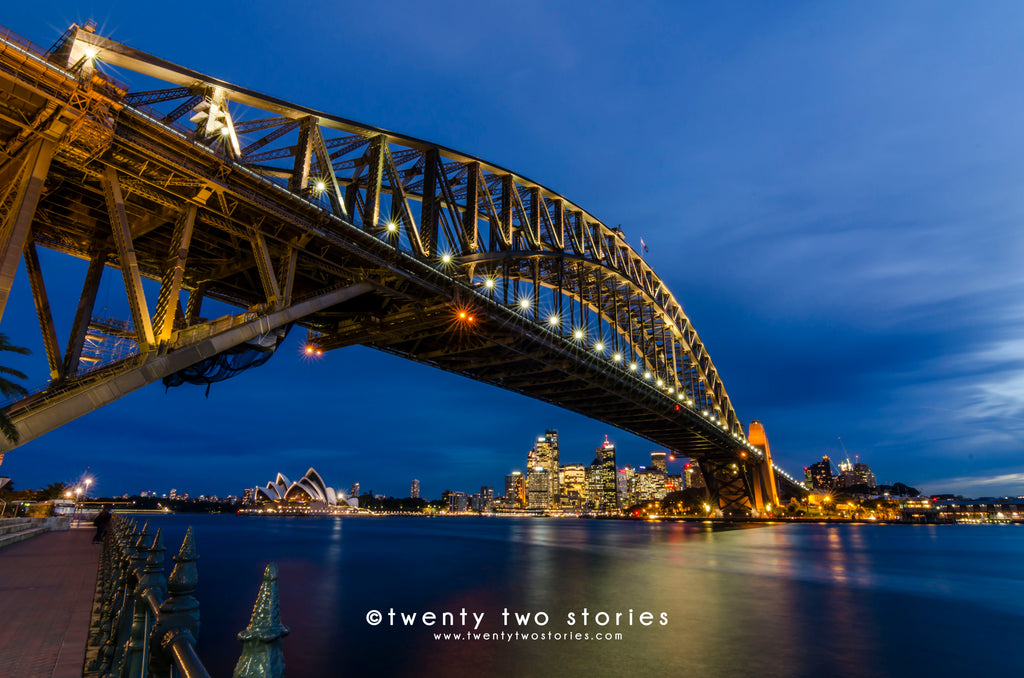 Sydney Twilight - Clearance